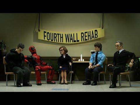 Robot Chicken - Fourth Wall Rehab