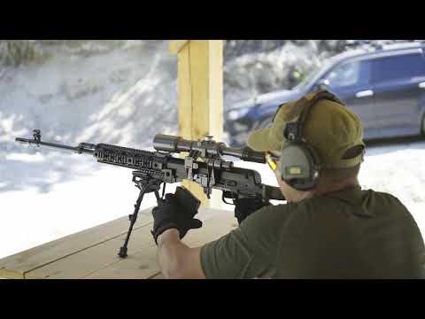 Гладкоствольный карабин TG-3 - тюнинг и стрельба.