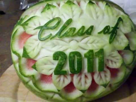 2011 Graduation carving in Grand Junction Co. by Willy Tuz - YouTube