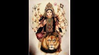 Οι εννέα όψεις της Μητέρας Durga με τον Μ.Μουρτζη MD(A.M.)