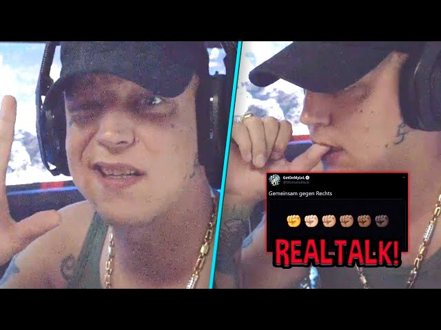 Rassismus DOPPELMORAL? 🤔 Twitter Vorwürfe REALTALK 😱 MontanaBlack Realtalk
