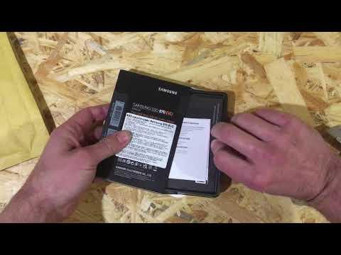 """Samsung 870 Evo-Series 2TB 2.5"""" SATA III V-NAND 3bit MLC (TLC) (MZ-77E2T0BW)"""