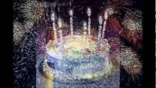 Salvatore Adamo  notre roman  (joyeux anniversaire Salvatore ).wmv