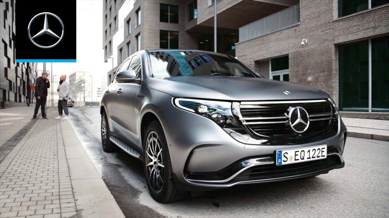 Mercedes-Benz EQC (2019): The Driven feat. Salman Rashid