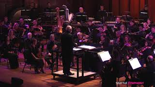 """John Williams Conducts """"Rey's Theme"""" from Star Wars"""