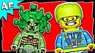 Lego Series 10 Collectible Minifigures 71001 Stop Motion Review(Get these Lego minifigures at http://amzn.to/2kGaabP ▻ Buy Custom Lego & Brick Lights @ http://www.artifexcreation.com ▻ Watch Lego videos on Amazon ..., 2014-09-27T07:32:37.000Z)