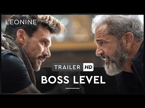 Boss Level - Trailer (deutsch/german; FSK 16)