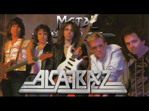 Metal Mythos: ALCATRAZZ