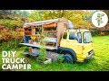 This Truck Camper Conversion is Truly One-Of-A-Kind!  Full Tour
