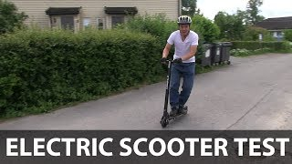 TilGreen electric scooter review