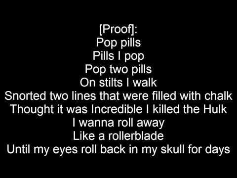 D12 - Purple Pills Lyrics