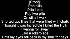 D12 - Purple Pills Lyrics