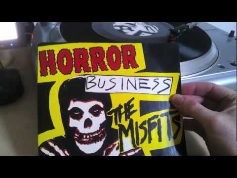 Misfits: Horror Business - VINYL RIP