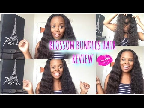 Blossom Bundles Hair Review *4 MONTH UPDATE!!