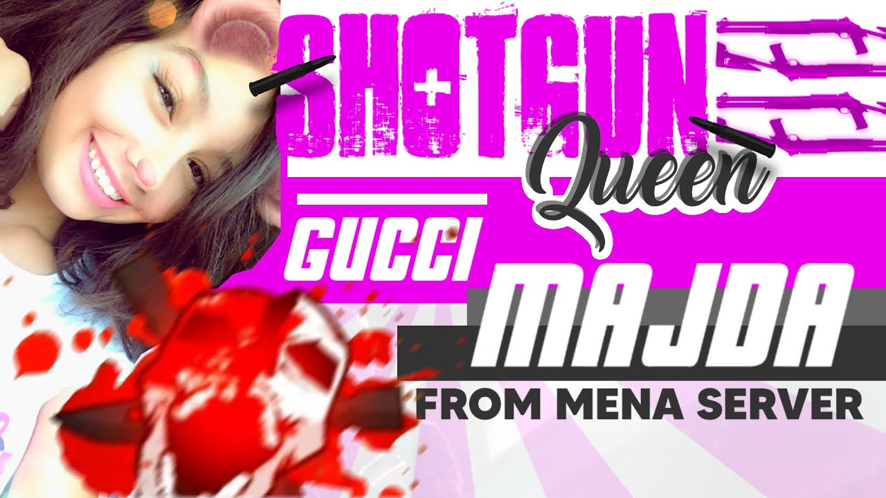SHOTGUN QUEEN 👸 |GUCCI MAJDA❤️|Deserving title😇|