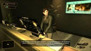 Deus Ex: Human Revolution (PC), Part 061: Let