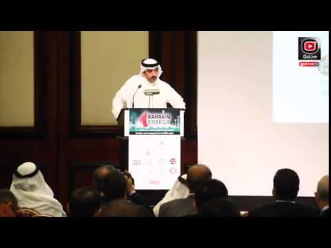 Bahrain Energy Forum 2014 Opening Ceremony