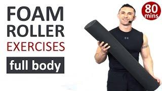 Foam Roller Exercises | Full Body