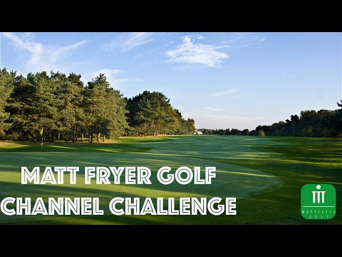 PETER FINCH TAKES THE CHANNEL CHALLENGE