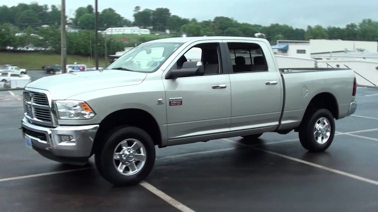 Ram 2500 Diesel For Sale >> For Sale 2010 Dodge Ram 2500 Big Horn Edition Turbo Diesel