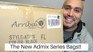 ADMIX BAGS by ARRIBA PRODUCTS