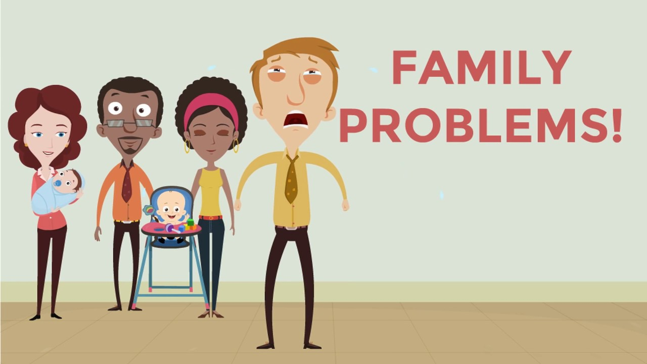Family Problems Funny Short Story Youtube