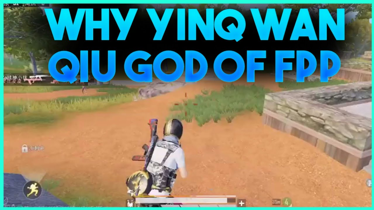 Why Ying Wan Qiu God OF Fpp Extreme Skills World Best Gyro Player Play Fastest Ever PUBGM