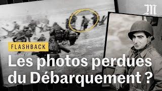 6 juin 1944 : les photos disparues du Débarquement de Normandie - Flashback #3