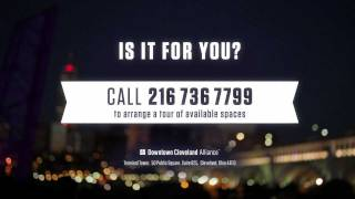 Downtown Cleveland... Is It For You?