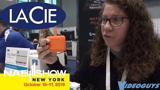 LaCie at NAB New York 2019