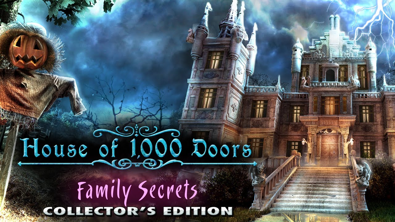 house of 1000 doors: family secrets - youtube