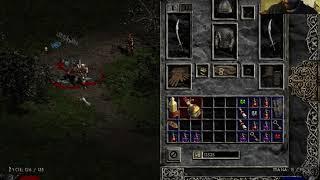 Diablo II - Barbarzyńca HC #3