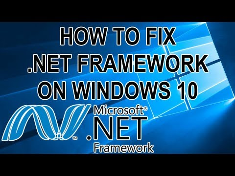 How To Fix .Net Framework On Windows 10 Guide For 2019