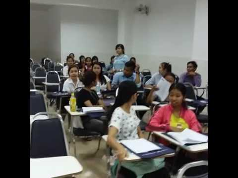 "The University of Cambodia)  Q&A (Interview Tips on Applying for a job"")"