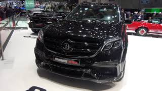 4k Brabus BEAUTY G850, G63 850 and 900 Maybach BEASTS in SUPERDETAIL