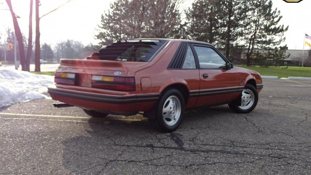 1984 ford mustang stock 854 det youtube 1984 ford mustang stock 854 det