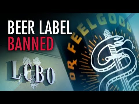 """David Menzies: LCBO thinks """"Dr. Feelgood"""" beer label will """"fool"""" customers"""