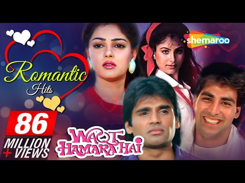 Waqt Hamara Hai 1993 Akshay Kumar  Suniel Shetty  Mamta Kulkarni  Ayesha Jhulka  Hindi Movie
