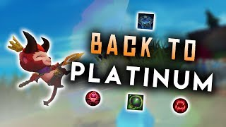 Back to Platinum - Twitch Highlights #4