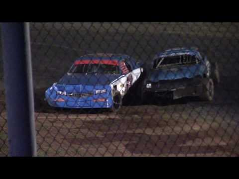 Street Stock A-main@River City Speedway 2019