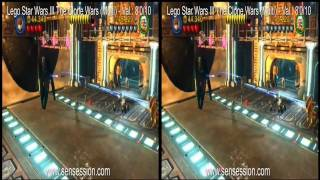 Lego Star Wars III 3D analisis review