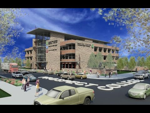 Colorado State University's New Medical Center