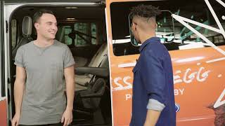 Jesse Clegg And His Ford Tourneo Custom | Episode 4
