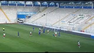 18.07.2021 Hazırlık Maçı  Erzurumspor 1-2 Antalyaspor