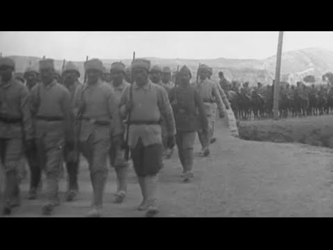 Reporters: How the Salonica Front led to victory in WWI