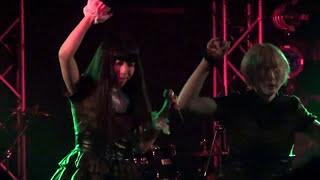 2015/07/20 吉祥寺CRESCENDO【 Girls ROCK! vol.22 】 夢幻レジーナ / A...