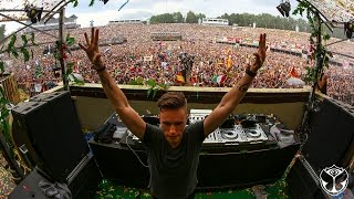 Nicky Romero Live at Tomorrowland 2014