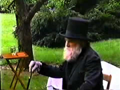 """Frederick Law Olmsted: """"Passages in the Life of an Unpractical Man"""" play by Gerry Wright"""
