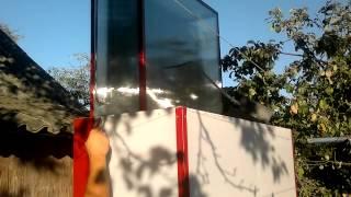 видео Уличный душ